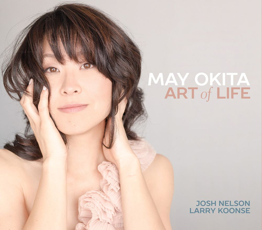 MAY OKITA - Art of Life cover