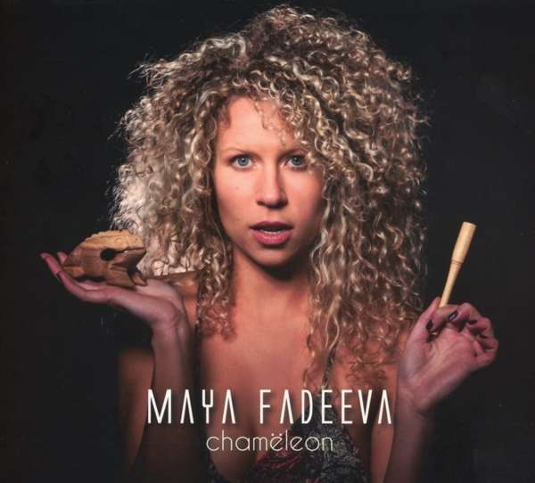 MAYA FADEEVA - Chameleon cover