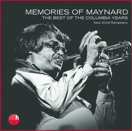 MAYNARD FERGUSON - Memories of Maynard cover