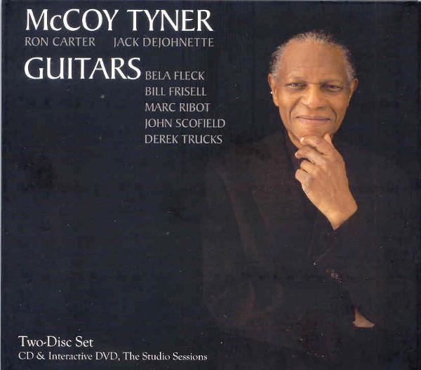MCCOY TYNER - Guitars cover