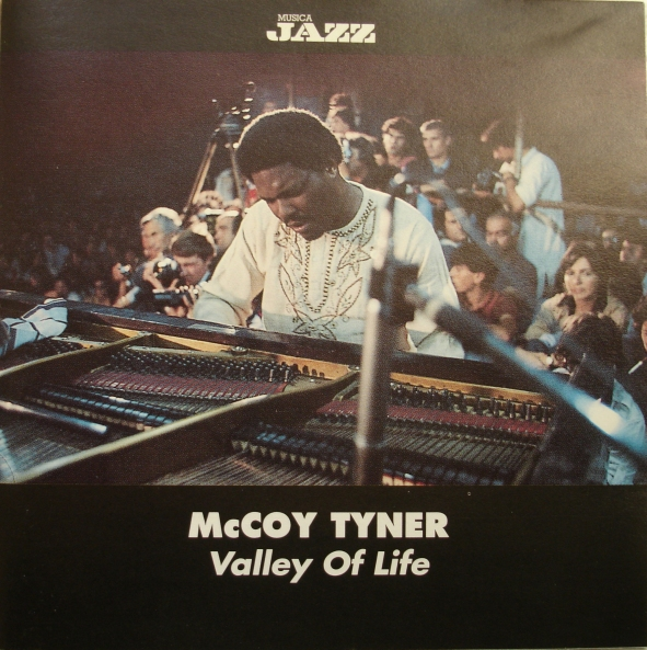 MCCOY TYNER - Valley Of Life cover