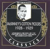 MCKINNEY'S COTTON PICKERS - The Chronological Classics: McKinney's Cotton Pickers 1928-1929 cover