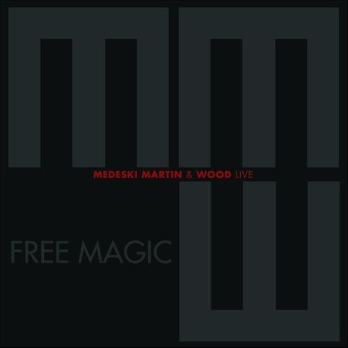 MEDESKI MARTIN AND WOOD - Free Magic cover