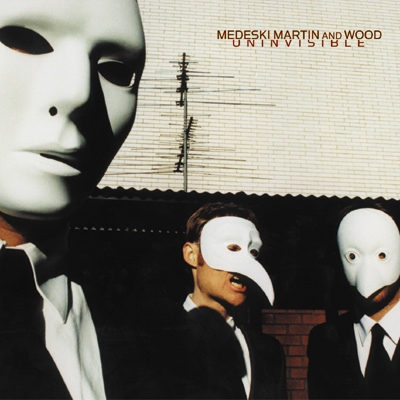 MEDESKI MARTIN AND WOOD - Uninvisible cover