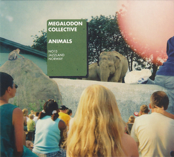 MEGALODON COLLECTIVE - Animals cover