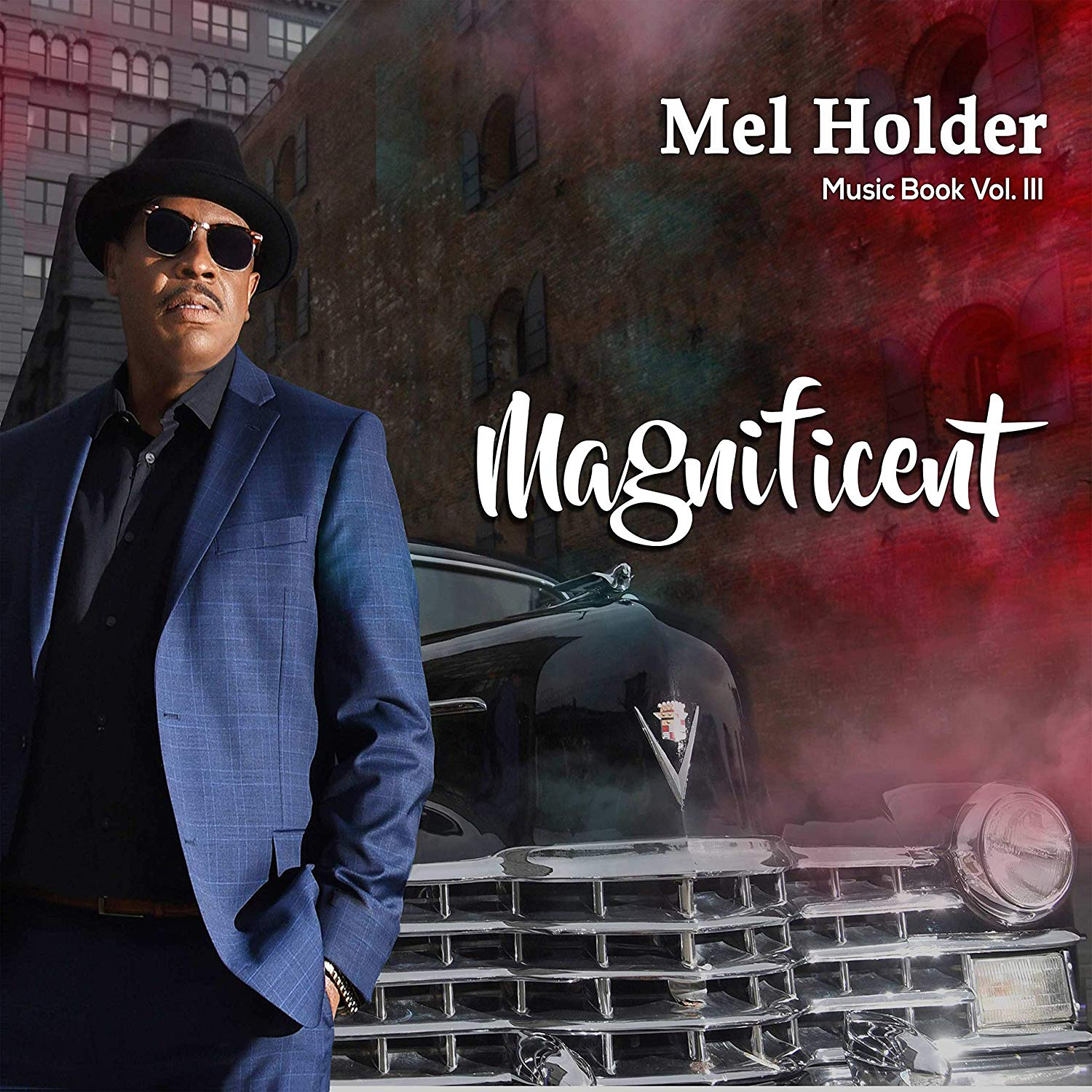 MEL HOLDER - Music Book Volume III - Magnificent cover