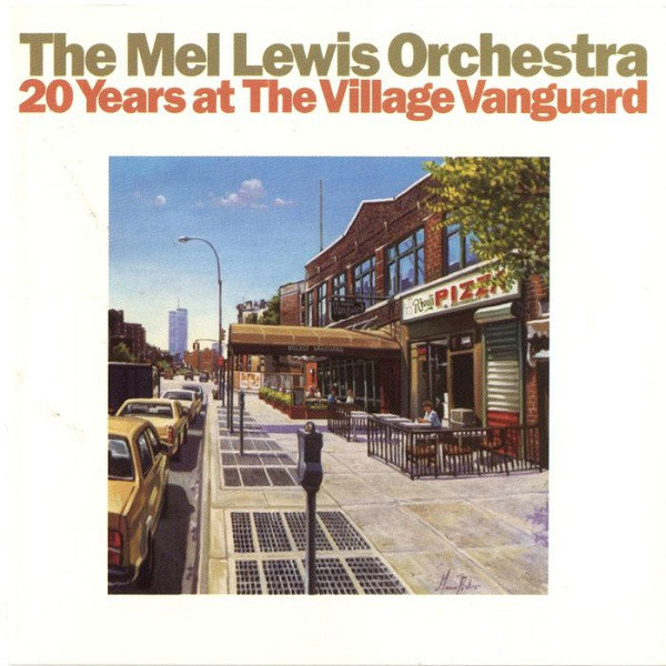 MEL LEWIS - 20 Years at the Village Vanguard cover