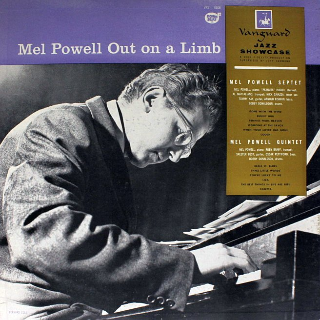 MEL POWELL - Out On A Limb cover