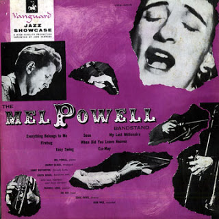 MEL POWELL - The Mel Powell Bandstand cover
