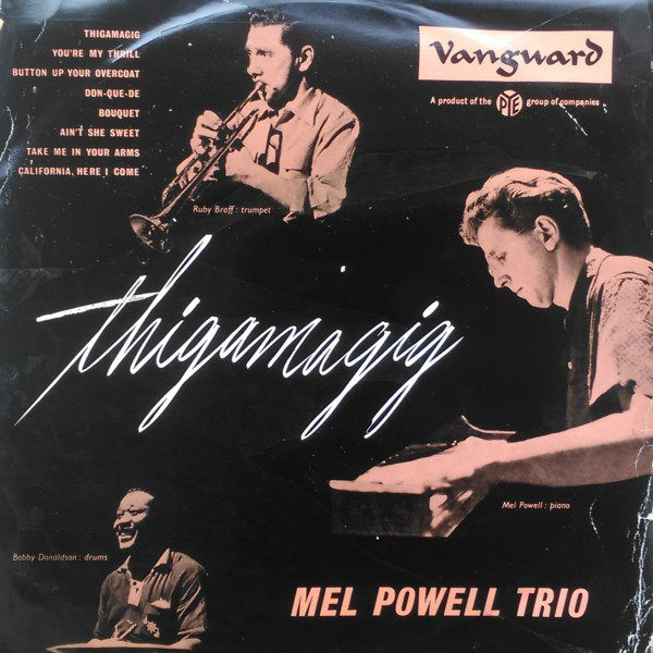 MEL POWELL - Thigamagig cover