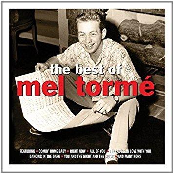 MEL TORMÉ - Best of Mel Torme cover