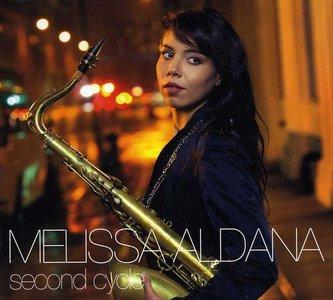 MELISSA ALDANA - Second Cycle cover