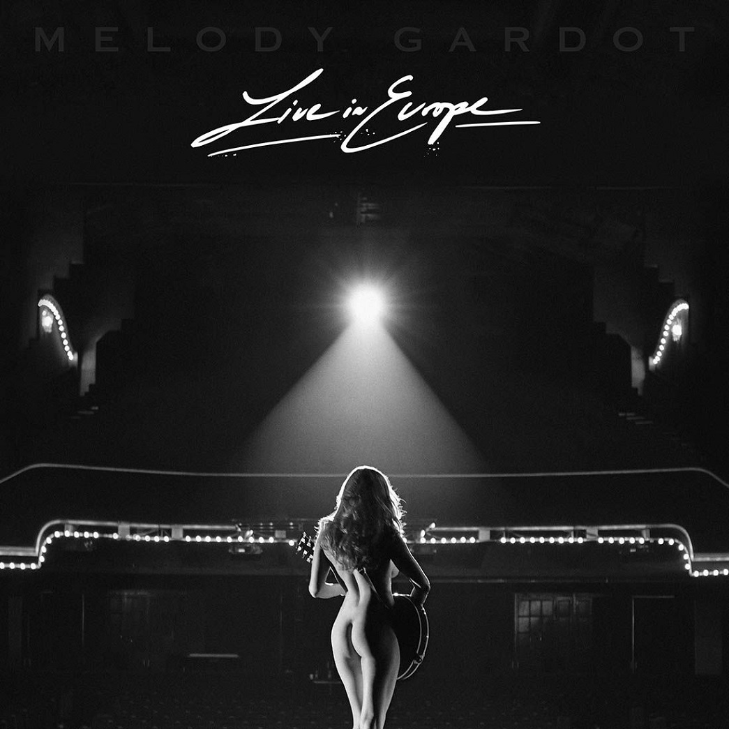 MELODY GARDOT - Live in Europe cover