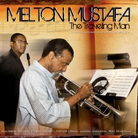 MELTON MUSTAFA - The Traveling Man cover