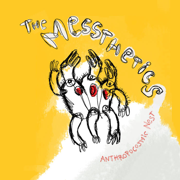 THE MESSTHETICS - Anthropocosmic Nest cover