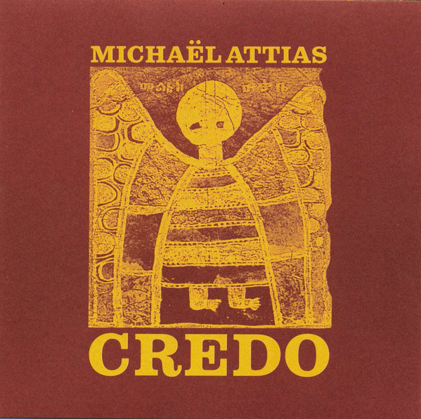 MICHAËL ATTIAS - Credo cover
