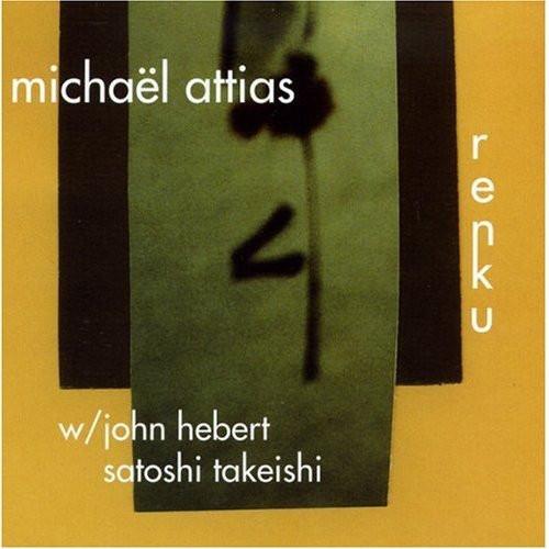MICHAËL ATTIAS - Renku cover