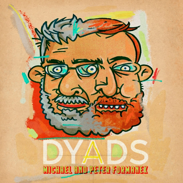 MICHAEL FORMANEK - Michael and Peter Formanek : Dyads cover