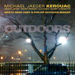 MICHAEL JAEGER KEROUAC - Outdoors cover