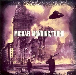 MICHAEL MANRING - Thoṅk cover