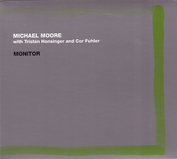 MICHAEL MOORE - Monitor cover