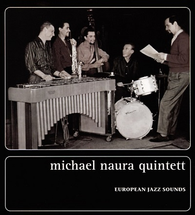 MICHAEL NAURA - European Jazz Sounds cover