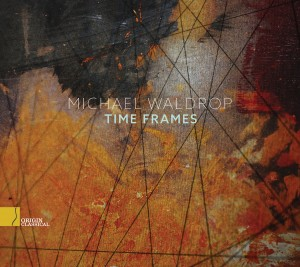 MICHAEL WALDROP - Time Frames cover