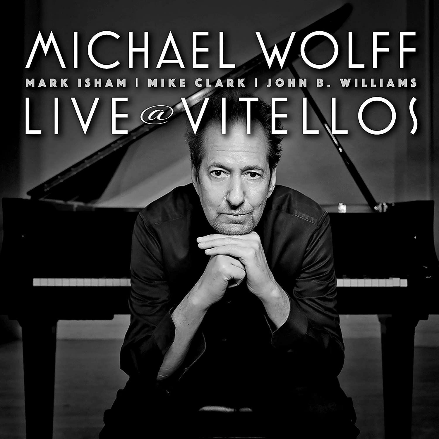 MICHAEL WOLFF - Live At Vitellos cover