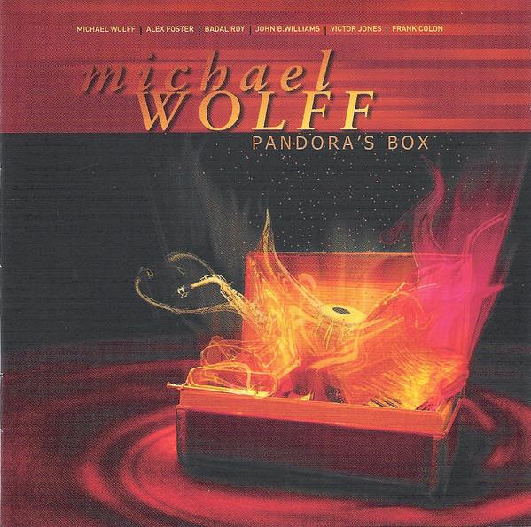 MICHAEL WOLFF - Pandora's Box cover