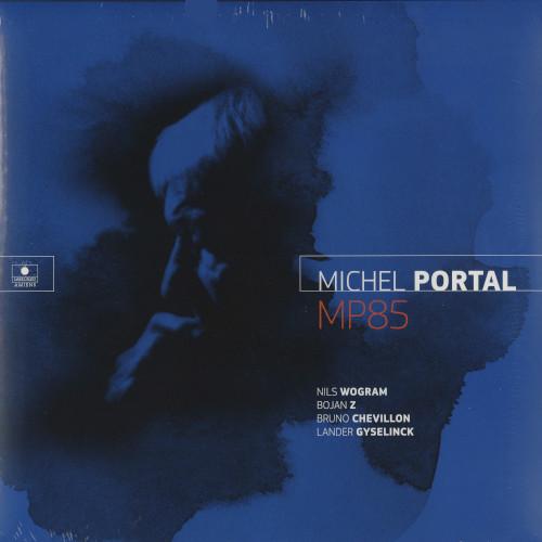 MICHEL PORTAL - MP85 cover