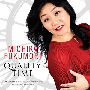 MICHIKA FUKUMORI - Quality Time cover