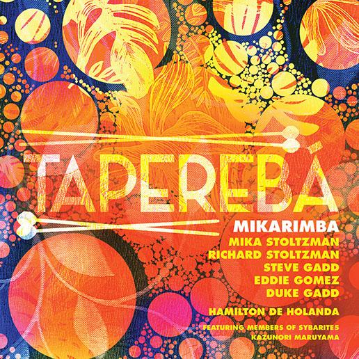 MIKA STOLTZMAN (AKA MIKA YOSHIDA) - Mikarimba : Taperebá cover