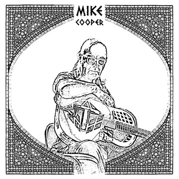 MIKE COOPER - Mike Cooper cover