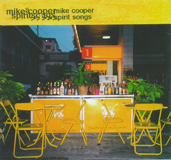 MIKE COOPER - Spirit Songs cover