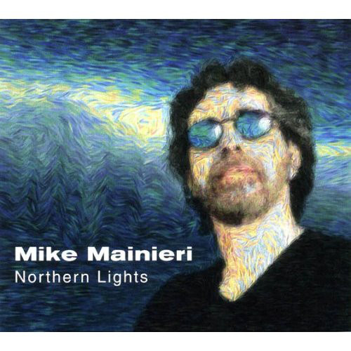MIKE MAINIERI - Northern Light cover