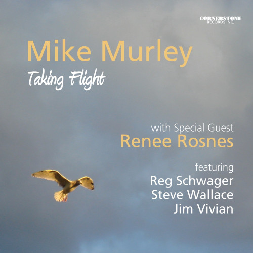 MIKE MURLEY - Taking Flight cover