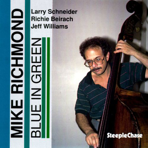 MIKE RICHMOND - Blue In Green cover