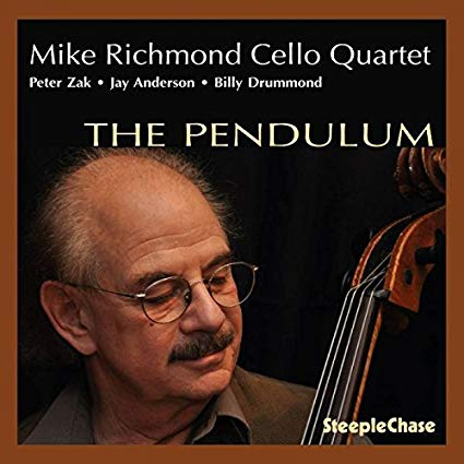 MIKE RICHMOND - The Pendulum cover