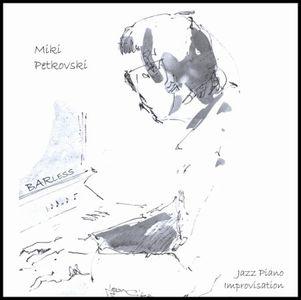 MIKI PETKOVSKI - Barless cover