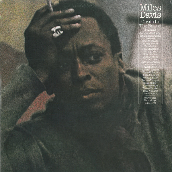 MILES DAVIS - Circle in the Round cover