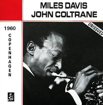 MILES DAVIS - Copenhagen 1960 cover