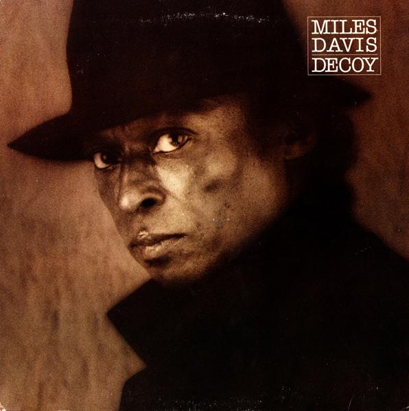 MILES DAVIS - Decoy cover