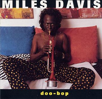 MILES DAVIS - Doo-Bop cover