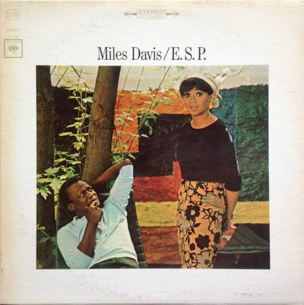 MILES DAVIS - E.S.P. cover
