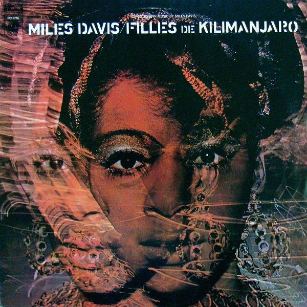 MILES DAVIS - Filles de Kilimanjaro cover