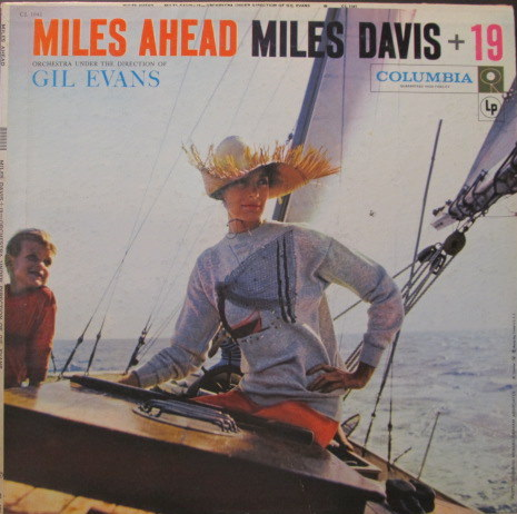 MILES DAVIS - Miles Ahead (with Gil Evans) cover