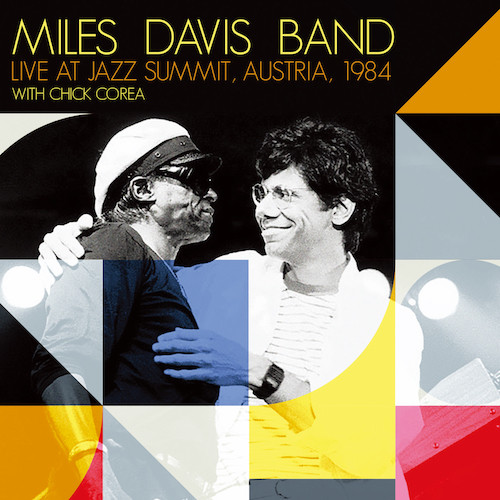 MILES DAVIS - Miles Davis Band : LiveAt Jazz Summit Austria, 1984 cover