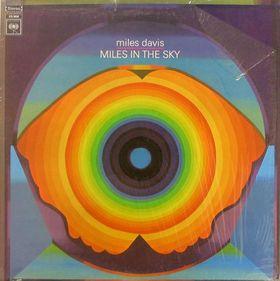 MILES DAVIS - Miles in the Sky cover