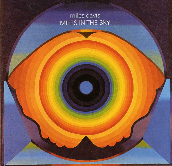 MILES DAVIS Miles in the Sky album cover