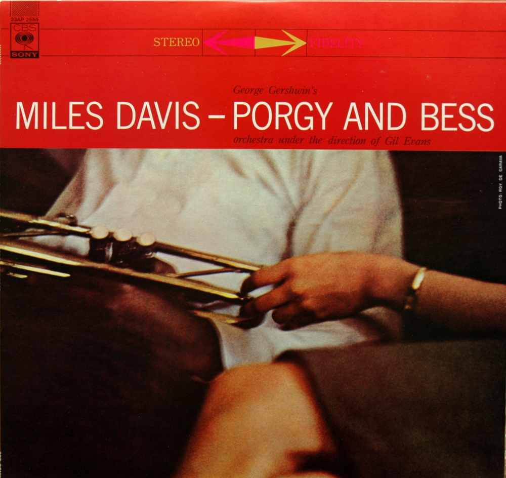 MILES DAVIS - Porgy and Bess cover